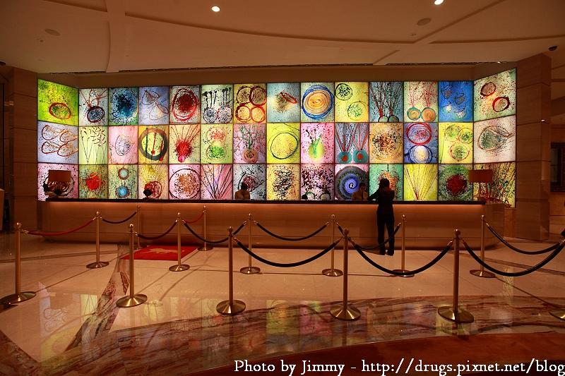 澳門 美高梅金殿 天幕廣場 MGM