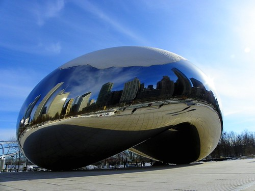 Chicago Cloud Gate - The Bean (25)