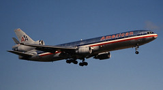 American Airlines McDonnell Douglas MD-11 - by Deanster1983