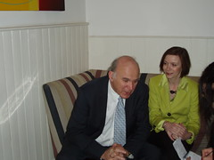 Vince Brunch 043 (Caledonian Lib Dems) Tags: shadow for with dr vince cable bridget business fox brunch local mp joined representatives vincebrunch