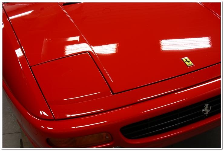 Ferrari 355 GTS glossy finish