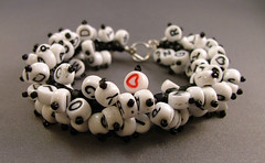 DSCF2284 (ana_ng) Tags: caterpillar leftovers bracelet