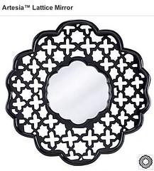 jcp artesia lattice mirror (Belledame73) Tags: mirror collection moroccan artesia jcpenney