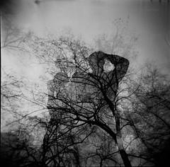 (Mihaela Ivanova) Tags: 6x6 mediumformat blackwhite holga analogue expiredfilm mihaelaivanova