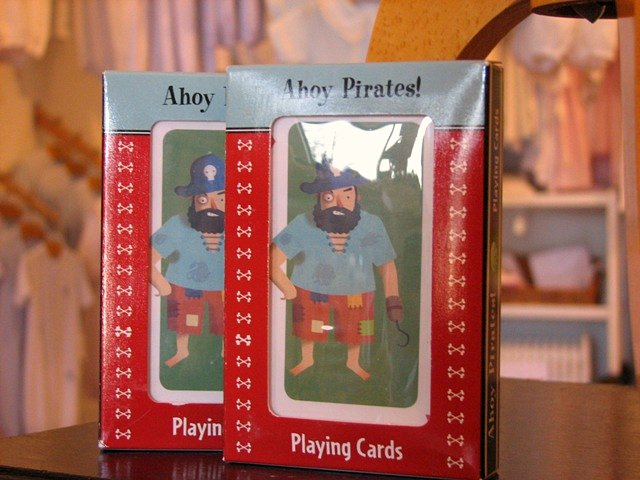 Pirate Playing Cards1