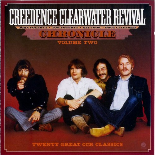 creedence clearwater revival chronicle. Creedence Clearwater Revival