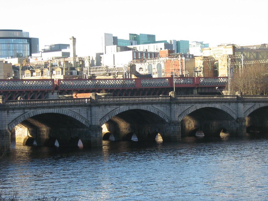 Central Station & Glasgow Bridges