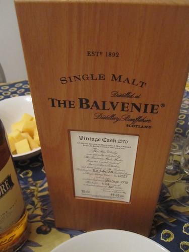 Balvenie Vintage Cask 1970