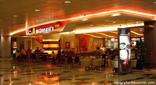 Ubiquitous McDonald's