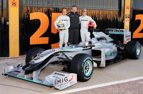 2010 Formula One Testing