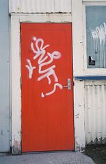 red door #1