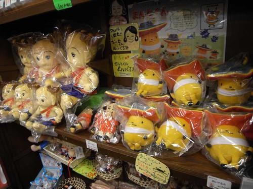 新キャラクターも増えてます『絵図屋』@奈良駅周辺