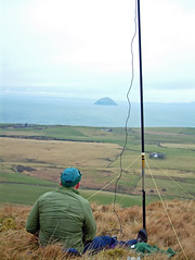 GM/SS-267 Knockdolian shack (g1ink) Tags: radio craig summit ailsa amateur sota g1ink gmss246 knockdolian gm1ink gmss267