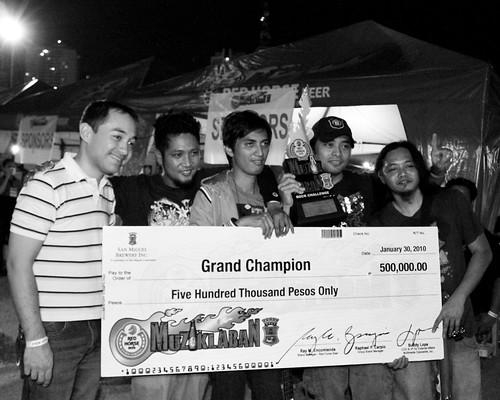 Muziklaban Champion 2009