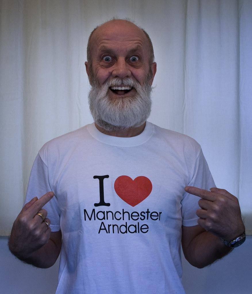 I Heart Manchester Arndale