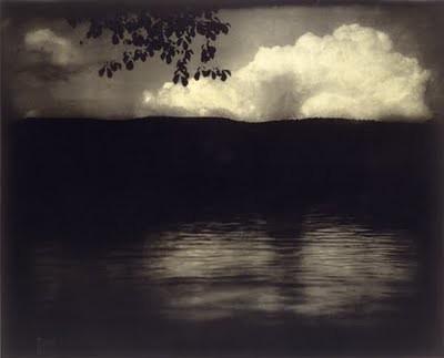 EdwardSteichen+TheBigWhiteCloud+LkeGeorge+1903+MetropolitanMuseumOfArt-NYC