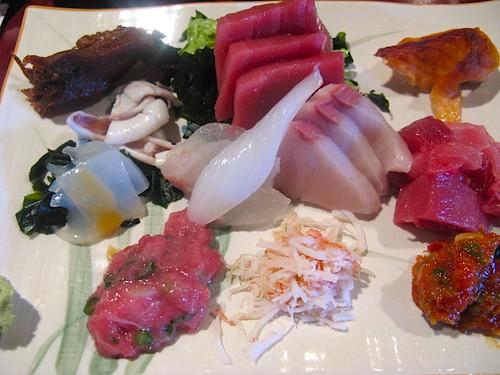 sashimi lisa