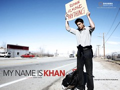 [Poster for My Name Is Khan]