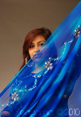 Pakistani Princess [in Blue] 03