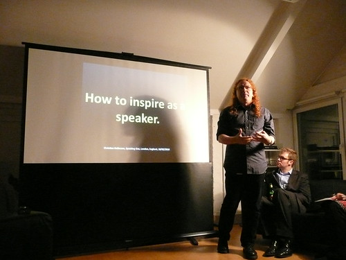 Speaking Out - Public speaking made easy by  you.