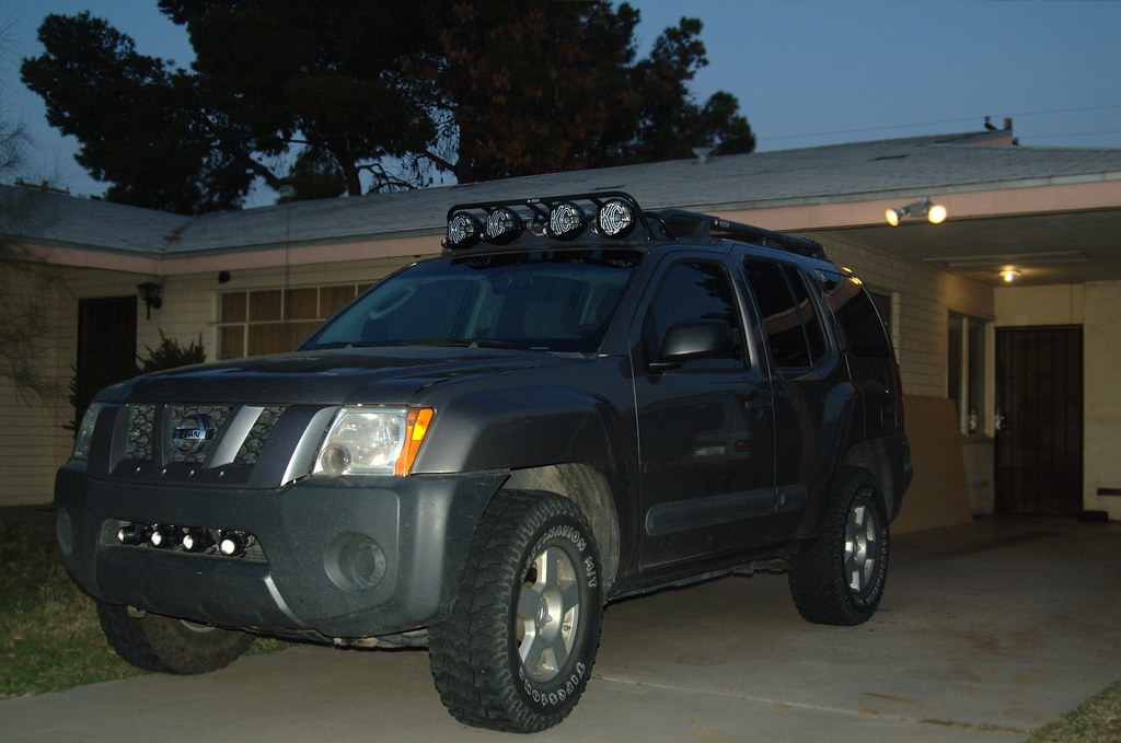 What roof rack light bar is this archive nissan xterra forum aloadofball Gallery