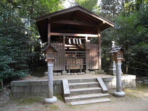 飛鳥坐神社(おんだ祭)@明日香村-20