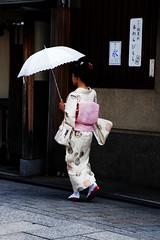 Maiko Takahina (camillaskye) Tags: japan kyoto maiko geiko geisha kimono gion takahina