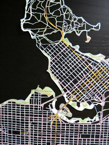 vancouver map cut