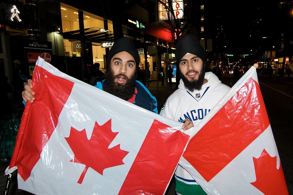 Team Canada Fans
