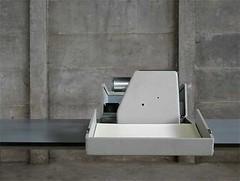 Braun PA 2 (b-j.v.) Tags: leather vintage germany table design cool minimal 1956 dieterrams suitcase result ulm functionalism slideprojector braunag frisokramer diaapparaat