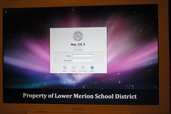 Property of Lower Merion School District