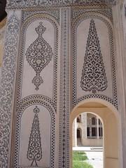 Kashan, Tabatabai House (20) (Prof. Mortel) Tags: iran kashan
