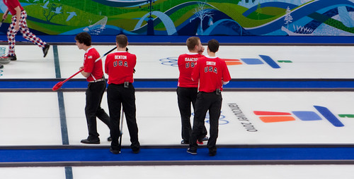 US Curling team