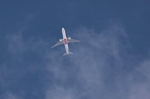 Emirates Boeing 777-36N/ER A6-EBN