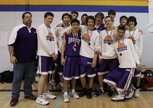 NorWOSSA Senior Boys Basketball Silver