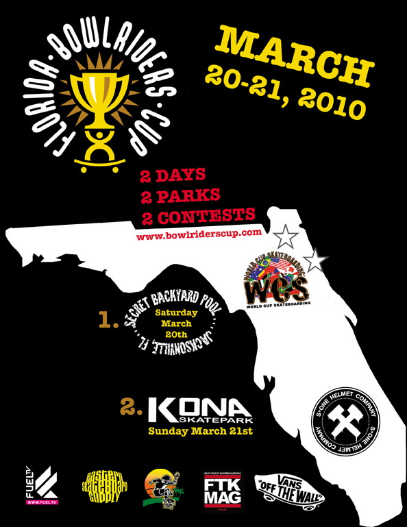 Florida Bowl Riders Cup 2010