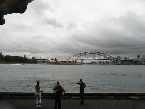 Jon's Visit: Sydney Harbour