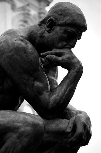 El Pensador de Rodin 01