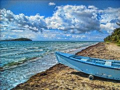 Puerto Rico Crash Boat (2sheldn) Tags: ocean travel blue usa beach water geotagged puerto boat puertorico crash atlantic rico explore tropical caribbean hdr topaz isladelencanto topazlabs sheldn canoneos550d sheldonize copyrightdanielsheldon allrightsreserveddanielsheldon