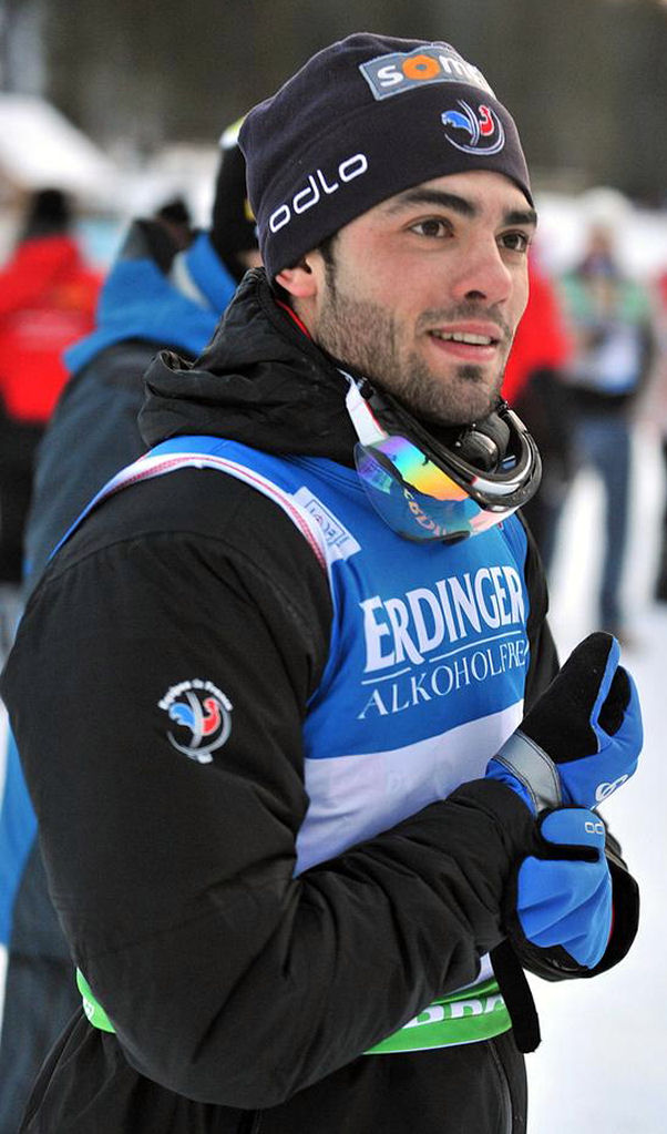 Pictures of Simon Fourcade
