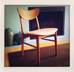 Danish Modern Dining Chair