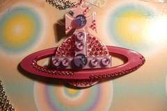 Vivienne Westwood Perspex Orb Necklace