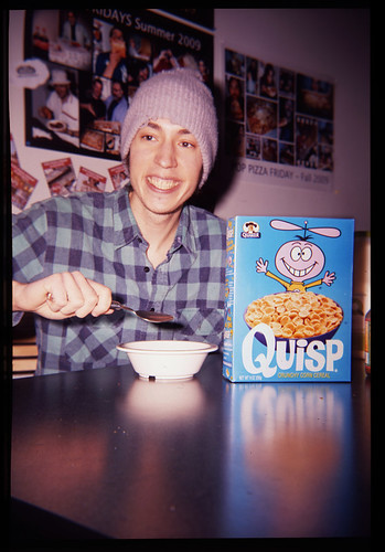 QUISP to the Rescue