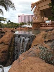 Atlantis Artificial Water Fall