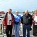 Vern, Pat, Rudy and Beth on the Balcony at Hotel Del Coronada
