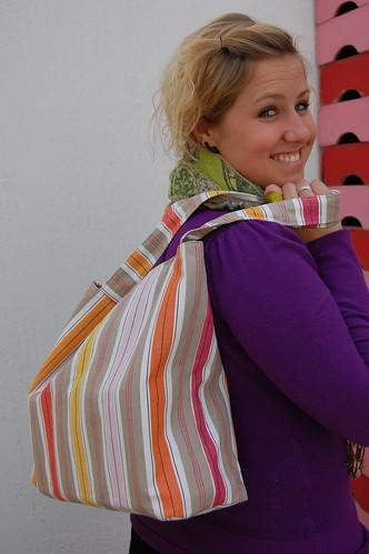Sarah's Desert Market Bag
