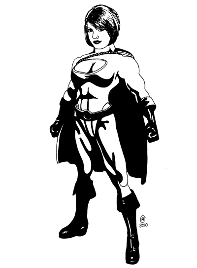 Powergirl 3
