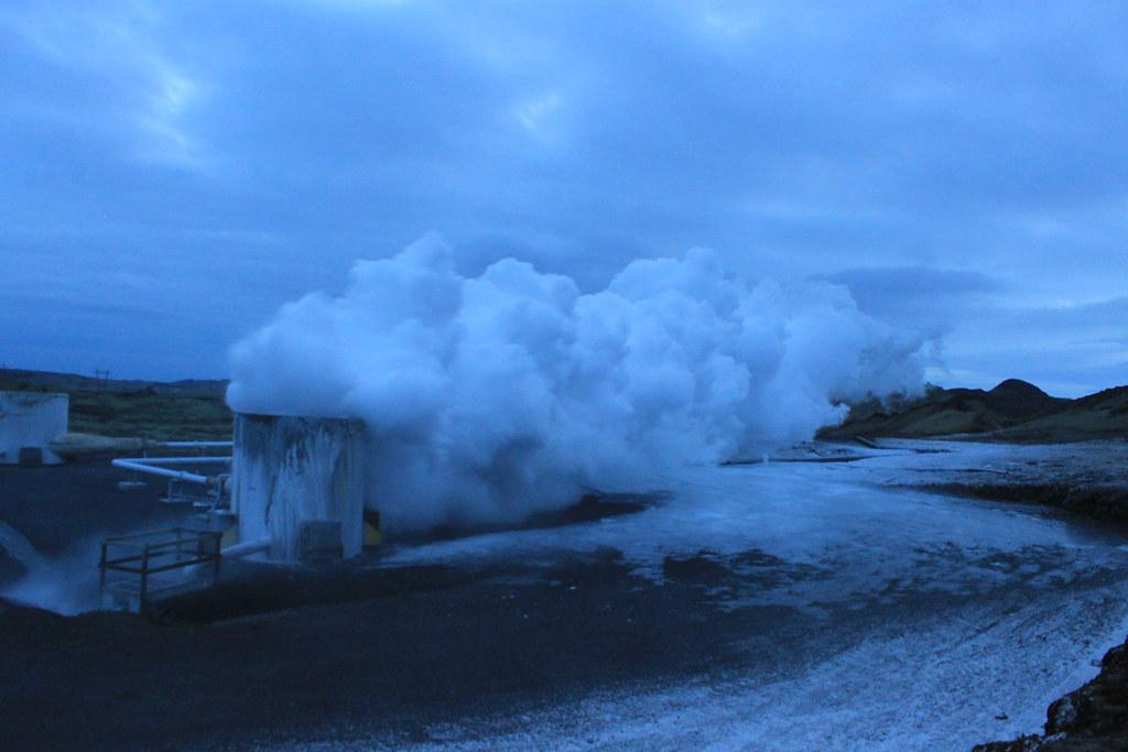 More borehole smoke