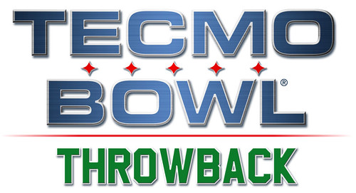 Tecmo Bowl: Throwback Logo