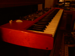 nord (durelle) Tags: wood red music keys keyboard stage piano lg musical synth instrument knobs nord weighted env3